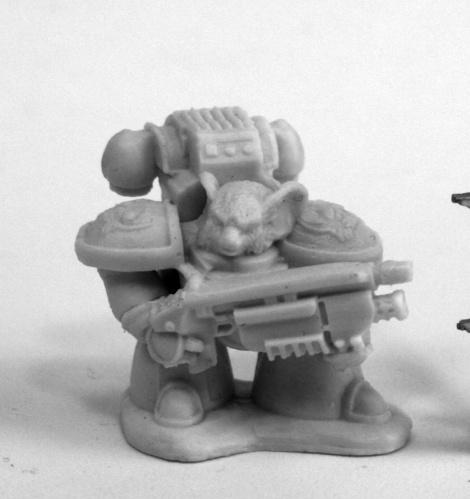 Chronoscope Bones: Space Mousling (Right)