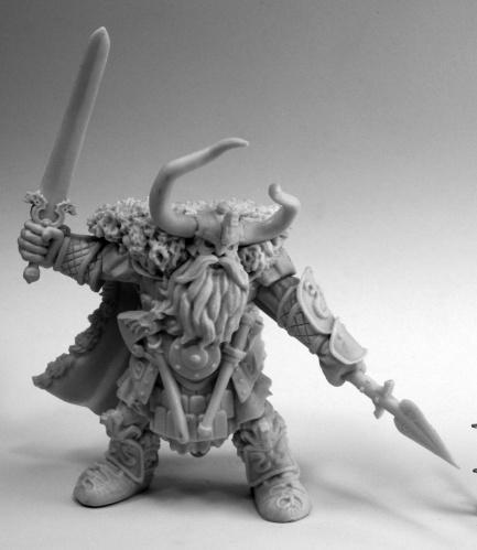 Dark Heaven Bones: Frost Giant King