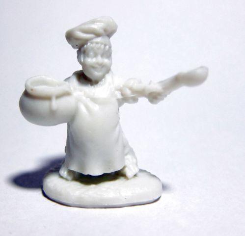 Dark Heaven Bones: Halfling Cook