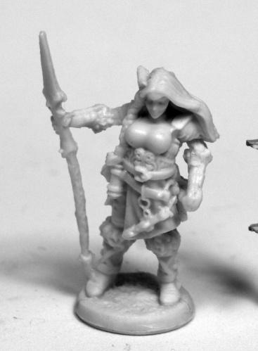 Dark Heaven Bones: Bregan, Valkyrie