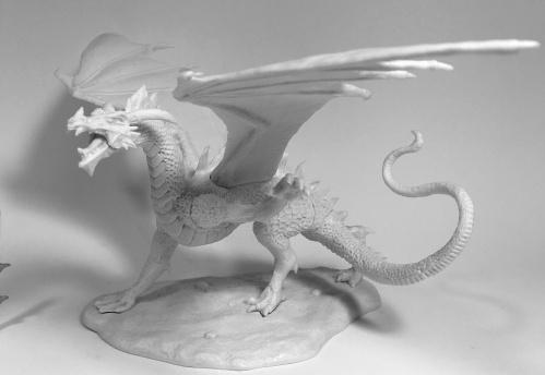 Dark Heaven Bones: Diabolus, Dragon