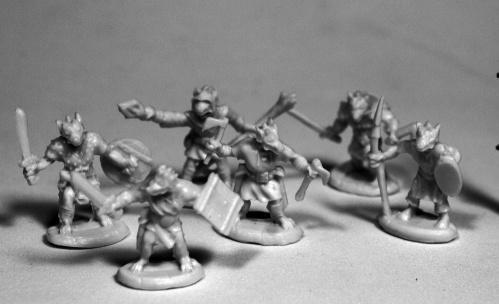 Dark Heaven Bones: Kobolds (2)