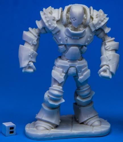 Dark Heaven Bones: Iron Golem