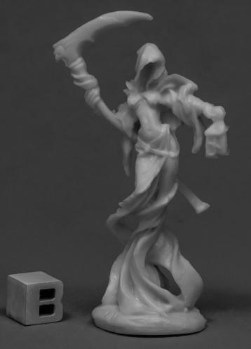 Dark Heaven Bones: Female Wraith