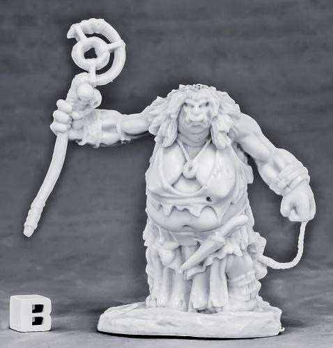 Dark Heaven Bones: Ogre Matriarch