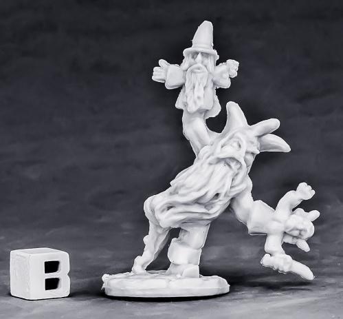 Dark Heaven Bones: Dwarven Berserk Jester