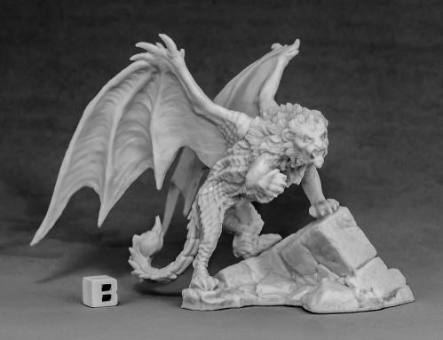 Dark Heaven Bones: Manticore