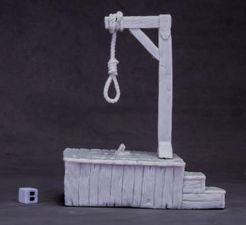 Dark Heaven Bones: Hangman's Gibbet