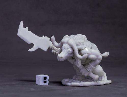 Dark Heaven Bones: Avatar of Protection (Water Buffalo)