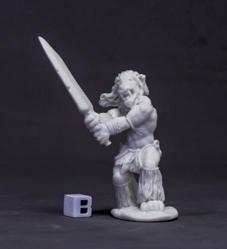 Dark Heaven Bones: Avatar of Courage (Lion)