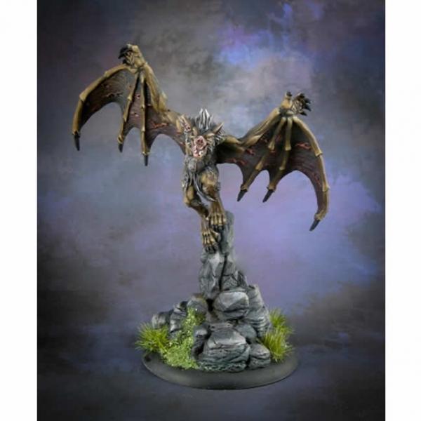 Dark Heaven Bones: Werebat