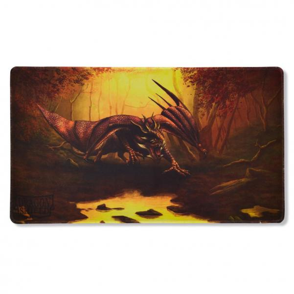 Dragon Shields:  'Teranha' the Living Rock Limited Edition Playmat