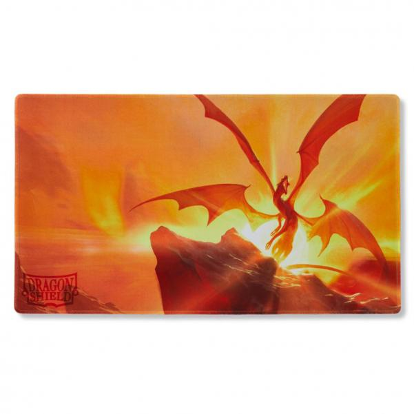 Dragon Shields:  'Elichaphaz' Light Benders Limited Edition Playmat