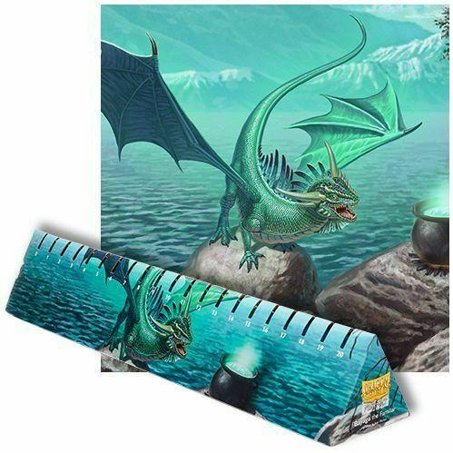 Dragon Shields:  'Bayaga' the Familiar Limited Edition Playmat