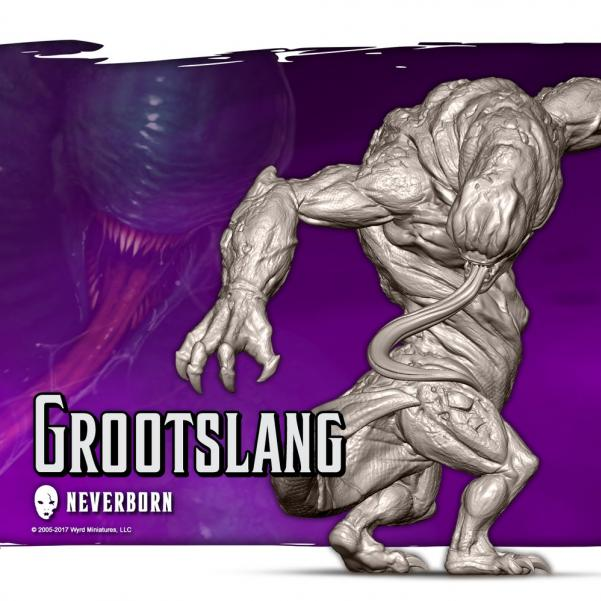 Malifaux: (The Neverborn) Grootslang