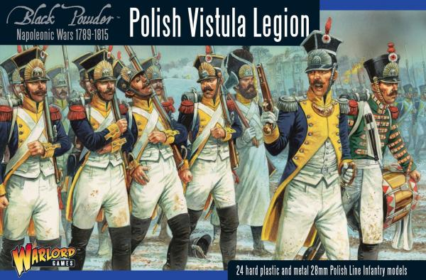 Black Powder: Polish Vistula Legion