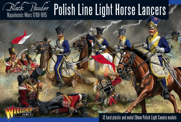 Black Powder: (Napoleonic) Polish Line Light Horse Lancers