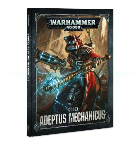 WH40K: Codex: Adeptus Mechanicus (HC)