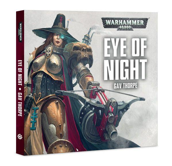 WH40K Novels: Eye Of Night (CD)