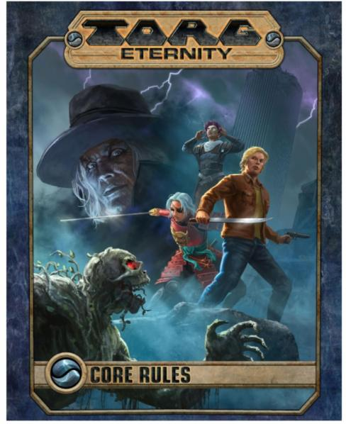 Torg Eternity RPG (Core Rules) (HC)