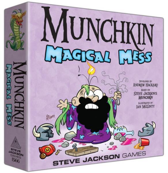 Munchkin: Magical Mess