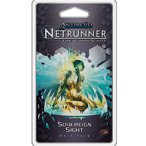 Android Netrunner LCG: Sovereign Sight Data Pack