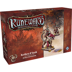 RuneWars: Kethra A'laak Hero Expansion
