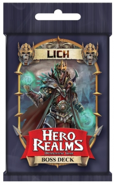 Hero Realms: Lich Boss Deck (1)