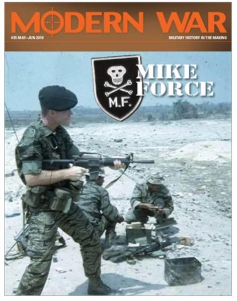 Modern War Magazine: #35 Mike Force