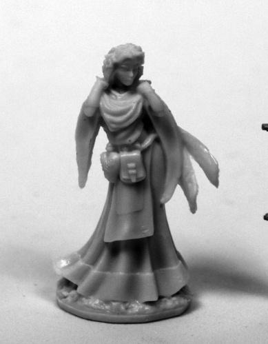 Dark Heaven Bones: Ostarzha, Elf Cleric