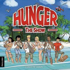 Hunger: The Show Boardgame