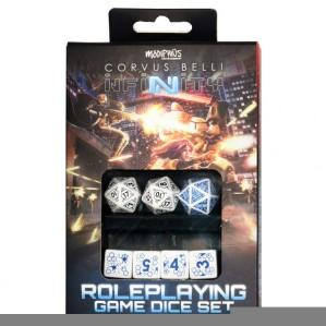 Infinity RPG Dice Set - Alpeh Box (7)