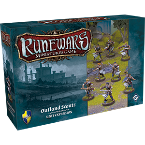 RuneWars: Outland Scouts Unit Expansion