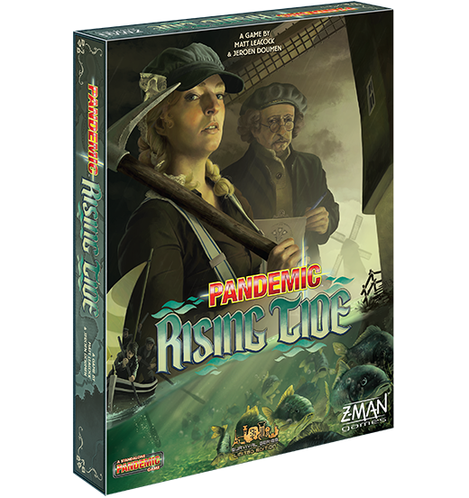 Pandemic: Rising Tide