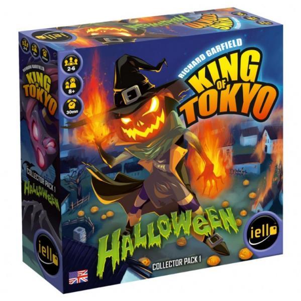 King of Tokyo: Halloween (2017)