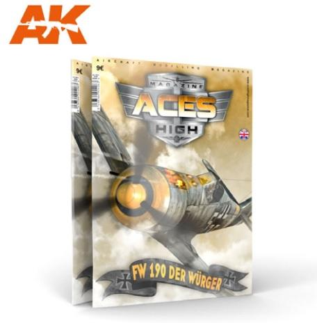 AK-Interactive: ACES HIGH ISSUE 11 - FW 190 DER WÜRGER