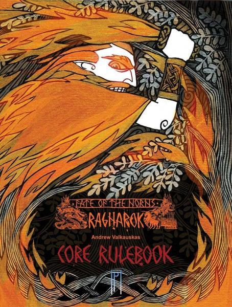Fate of the Norns: Ragnarok Core Rulebook (SC)