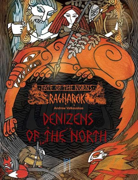 Fate of the Norns: Ragnarok - Denizens of the North (HC)