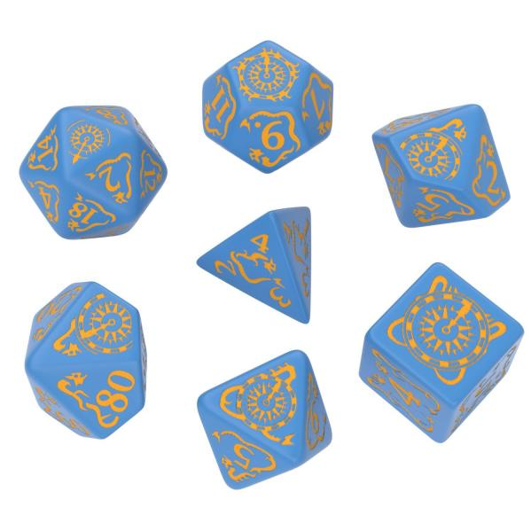 Pathfinder: Ruins of Azlant Dice Set (7)