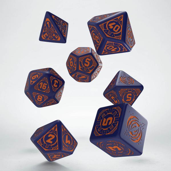 Starfinder: Dead Suns Dice Set (7)