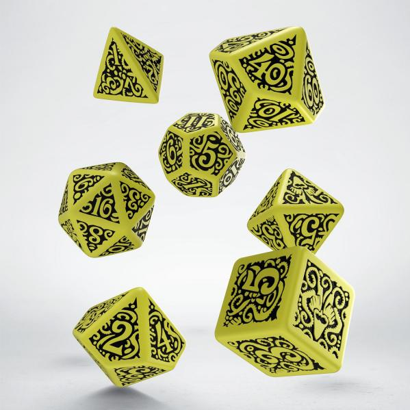 Call of Cthulhu: Outer Gods Hastur Dice Set (7)