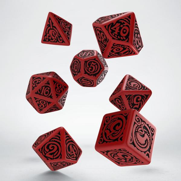 Call of Cthulhu: Outer Gods Nyarlathotep Dice Set (7)