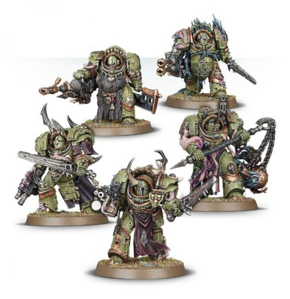 WH40K: Blightlord Terminators