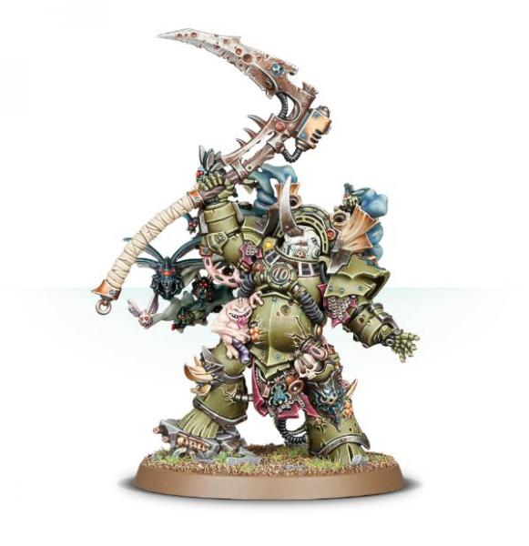 WH40K: Typhus - Herald of the Plague God