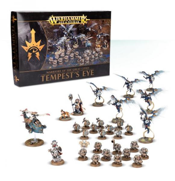 Age of Sigmar: Warriors of the Great Cities: Hammerhal