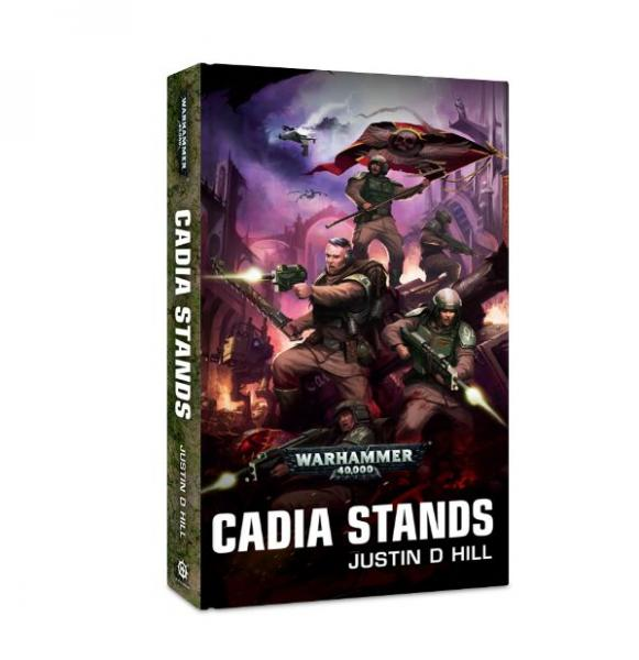 WH40K Novels: Cadia Stands (HC)