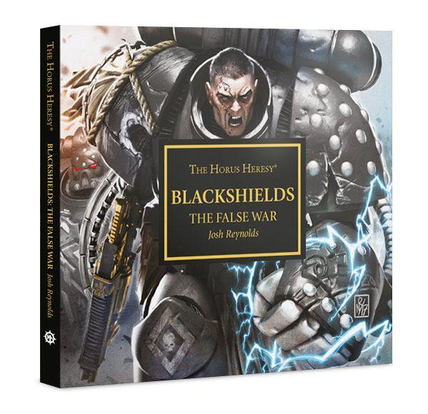 WH40K: Horus Heresy - Blackshields: The False War (CD)