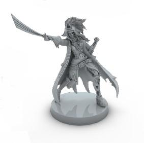 Sword & Sorcery: Hero Pack - Victoria