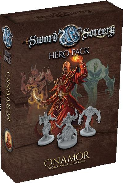 Sword & Sorcery: Hero Pack - Onamor