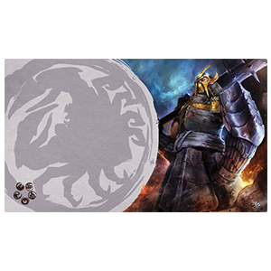 Legend of the Five Rings LCG: Defender of the Wall Playmat